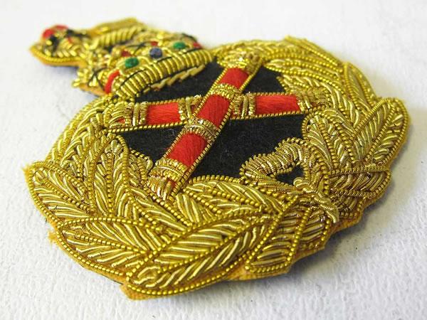 British Militaria Badges